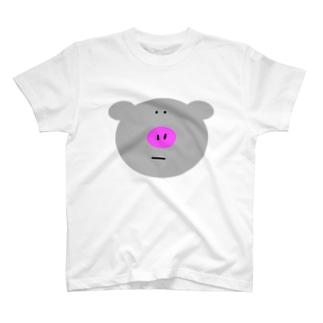 イベリコぶた。 T-shirts