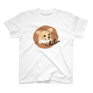 チビちゃん blown T-shirts