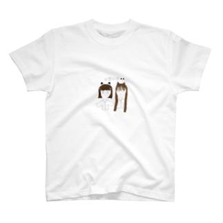 猫耳 T-shirts
