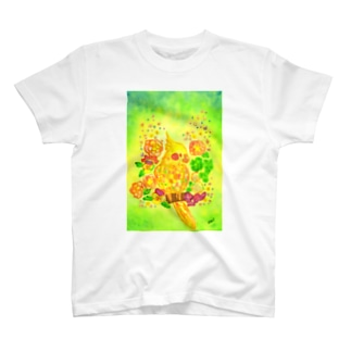 オカメインコ Tシャツ