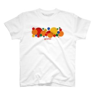 grareeオリジナル T-shirts