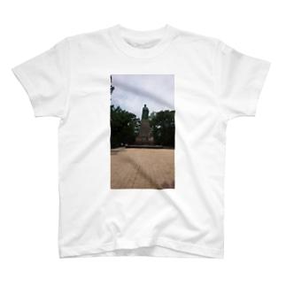 龍馬像 T-shirts