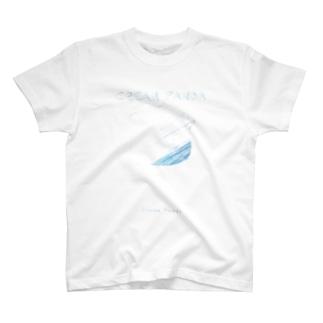 パン太シルエット2 Tシャツ