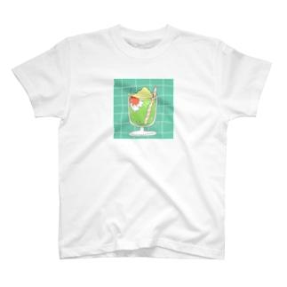 メロンクリ~ムソーダ T-shirts