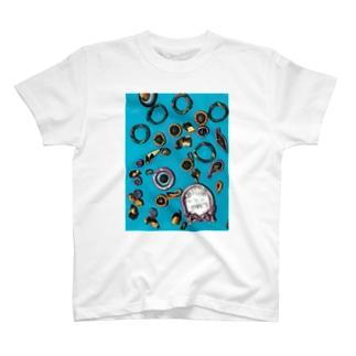 ねんど T-shirts