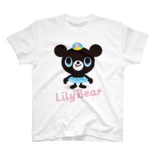 Lily Bear T-shirts