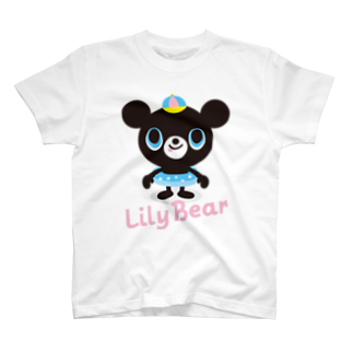HHH WORKSのLily Bear T-shirts