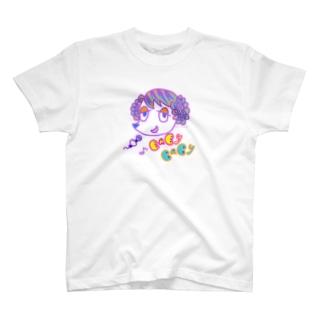 峯犬 BABY BABY-POP1 T-shirts