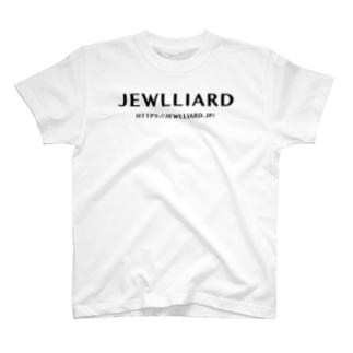 JEWLLIARD T-shirts