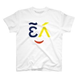 顔 T-shirts