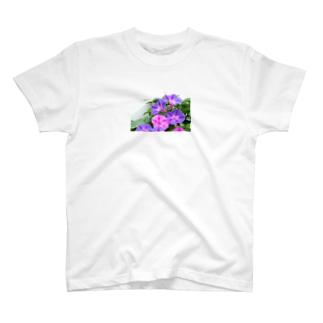 アサガオ T-shirts