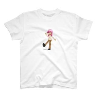 すみれのグッズ T-shirts