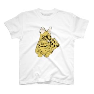 サーバルTシャツC T-shirts