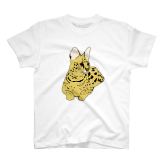 team.M.YasuhoのサーバルTシャツC T-shirts