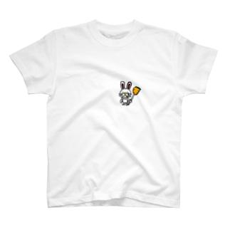 ぴょんぽっぴん T-shirts