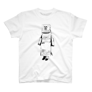 マカイダーロボ T-shirts
