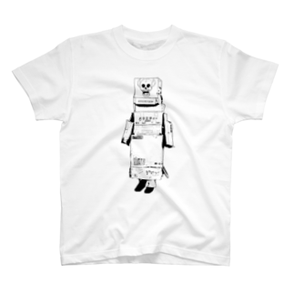 NAZOTOWNのマカイダーロボ T-shirts