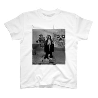 サンタ・ムエルテ T-shirts