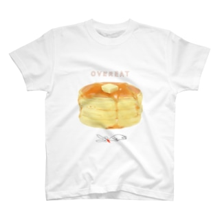 OVEREAT T-shirts