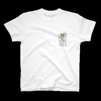 ますださえこ(  ˘ω˘ )っ∞のLEMON SOUR FAN CLUB GOODS T-shirts