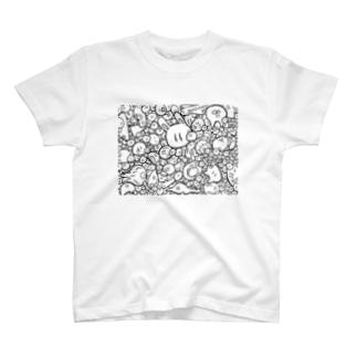 丸 T-shirts