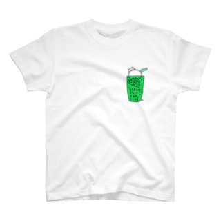CREAM SODA FAN CLUB T-shirts