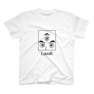 loook 4 Tシャツ