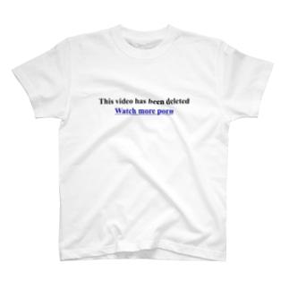 見覚えがあるTシャツ T-shirts