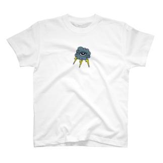 ThundercloudEye T-shirts