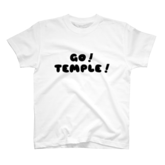 GO!TEMPLE! T-shirts