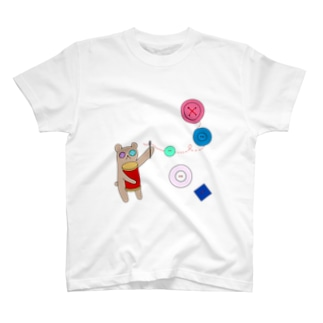 マキタさんと遊ぼ? Tシャツ