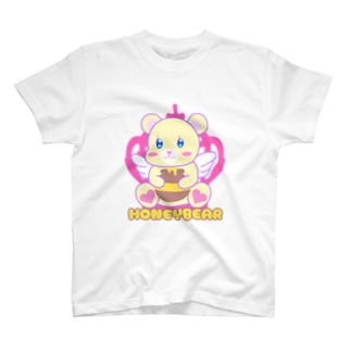 HONEYBEAR(ハニーベアー) T-shirts