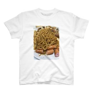 土方焼きそばTシャツ T-shirts