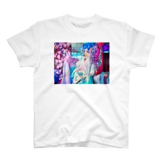 葵姫想ふ T-shirts