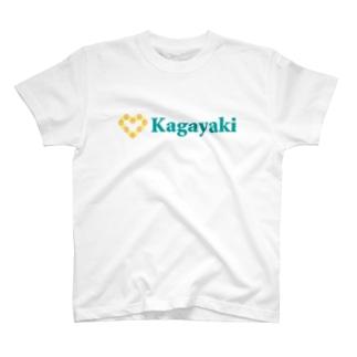 かがやきデザイン T-shirts