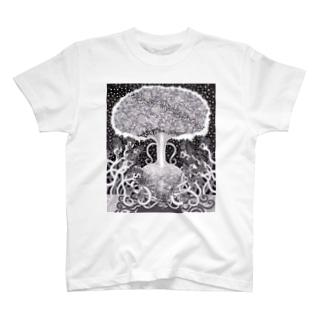 陰口 T-shirts