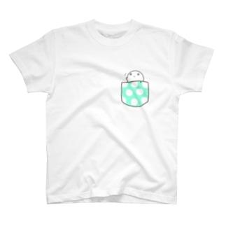 ポッケンゴ T-shirts