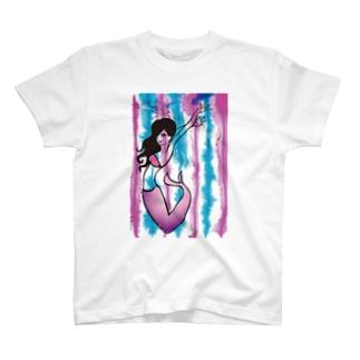 人魚 T-shirts