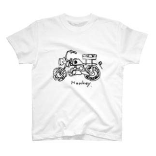 バイク T-shirts