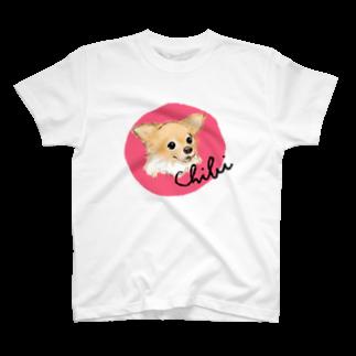 iccaのチビちゃんpink Tシャツ