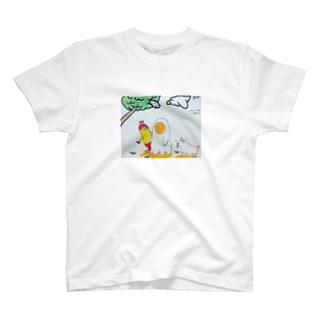 ソーセージさんとか T-shirts