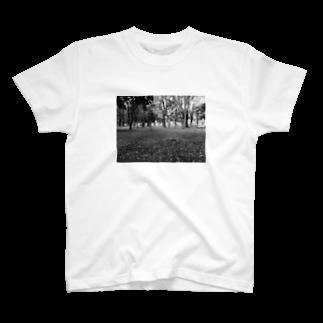011100100110010101101001の樹々 T-shirts