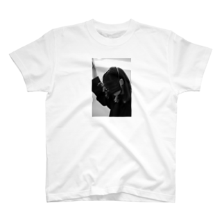 011100100110010101101001のふくめん1 T-shirts