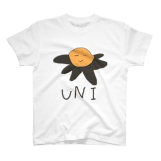 うにT T-shirts