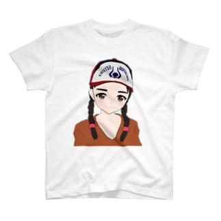 大きいシュプ T-shirts