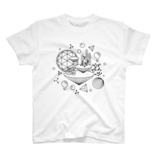 C●R▲L T-shirts
