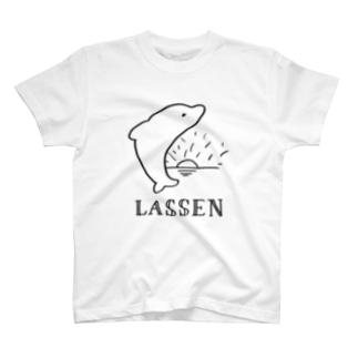 T37-Lassen-BL T-shirts
