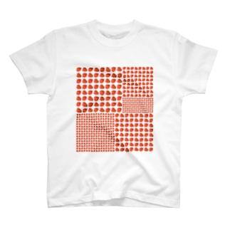 激辛とうがらし_キャロライナ・リーパー (Carolina Reaper)_20161012_9852&9853 T-shirts