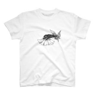 ぬぐいたいもの T-shirts