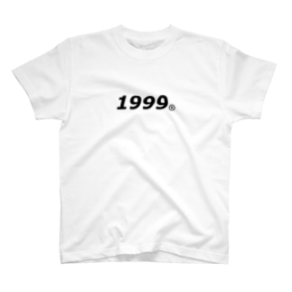 1999 T shirt T-shirts